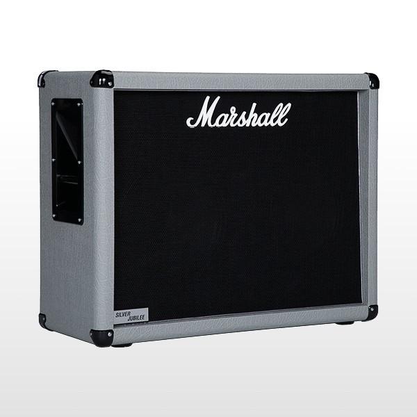 marshall 2536 silver jubilee 2x12 guitar speaker cabinet w celestion vintage 30s made in the. Black Bedroom Furniture Sets. Home Design Ideas