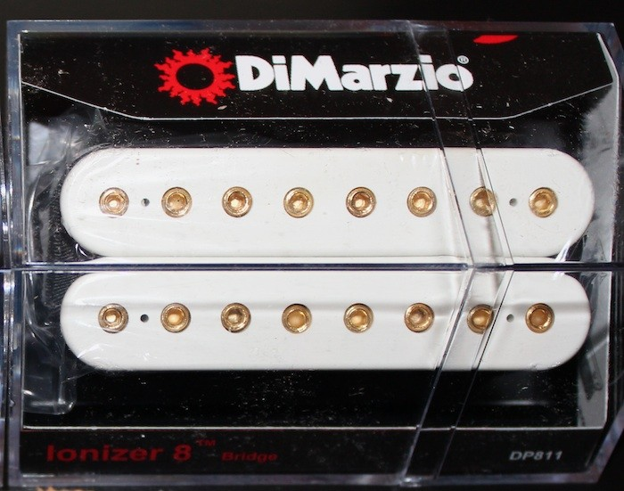 Fantastic Ibanez 3 Way Switch Wiring Thick Bulldog Wiring Flat 3 Single Coil Pickups Hot Rod Wiring Diagram Download Old Two Humbuckers One Volume One Tone GreenTsb Search DiMarzio Guitar Pickups | The Axe Palace