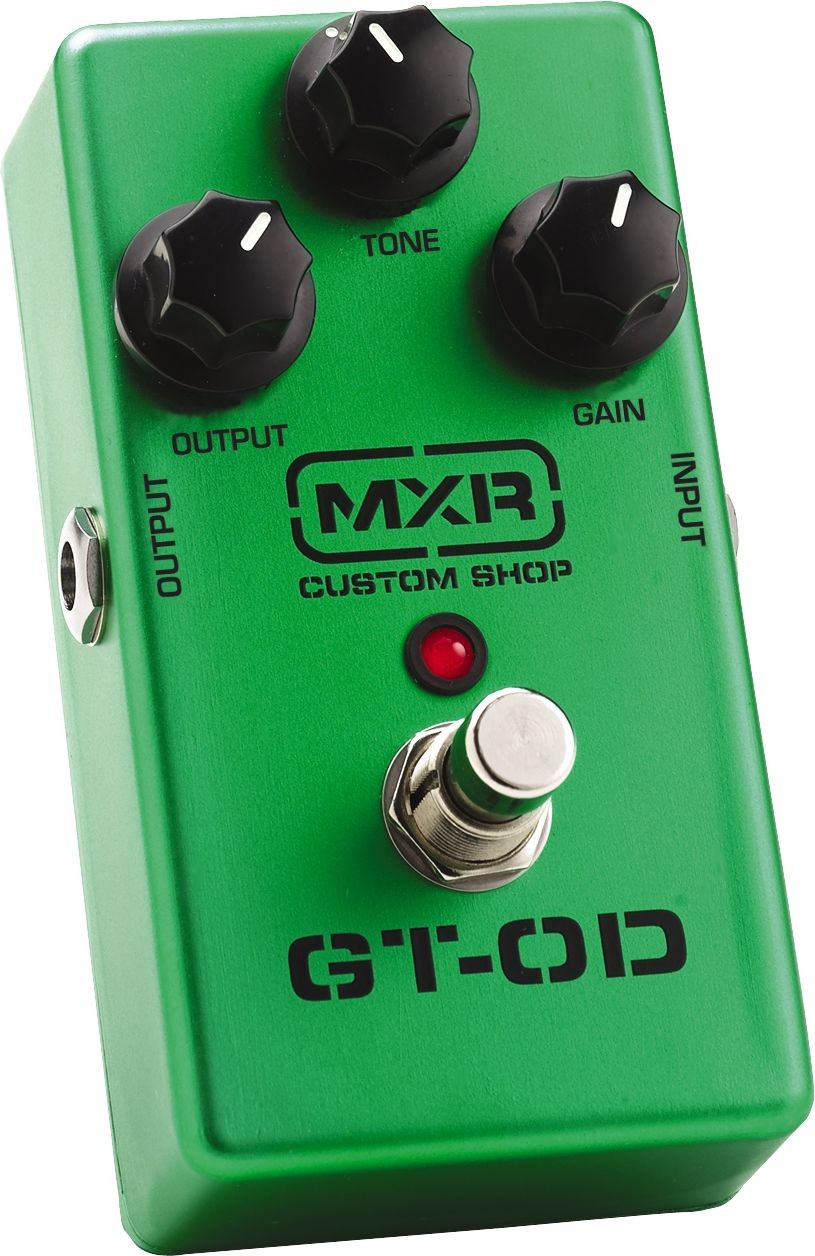 mxr m193 gt od overdrive effect pedal the axe palace. Black Bedroom Furniture Sets. Home Design Ideas