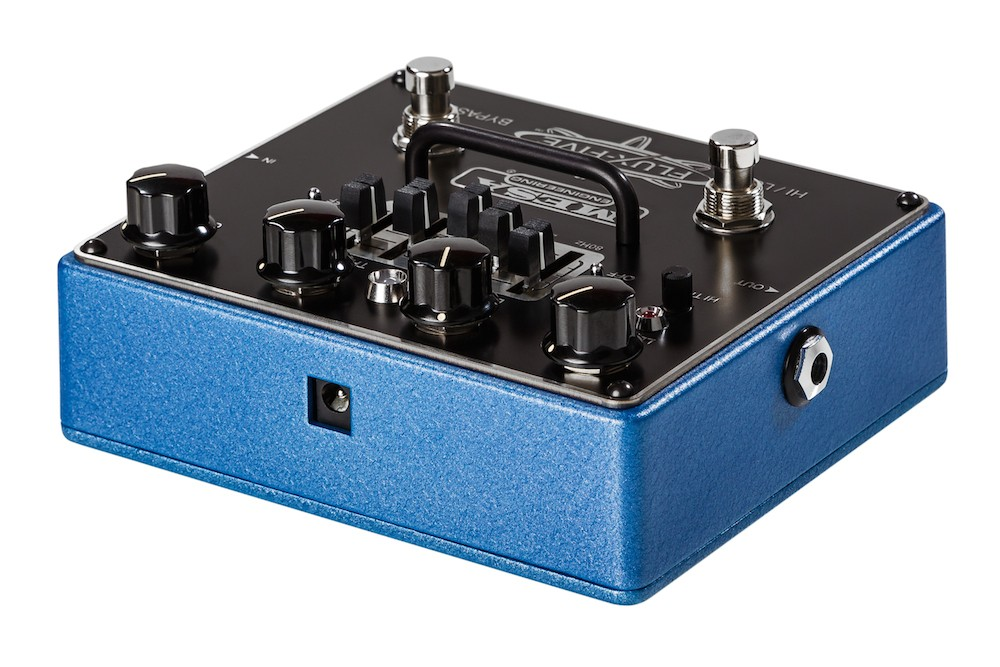 mesa boogie flux five overdrive graphic eq pedal the axe palace. Black Bedroom Furniture Sets. Home Design Ideas