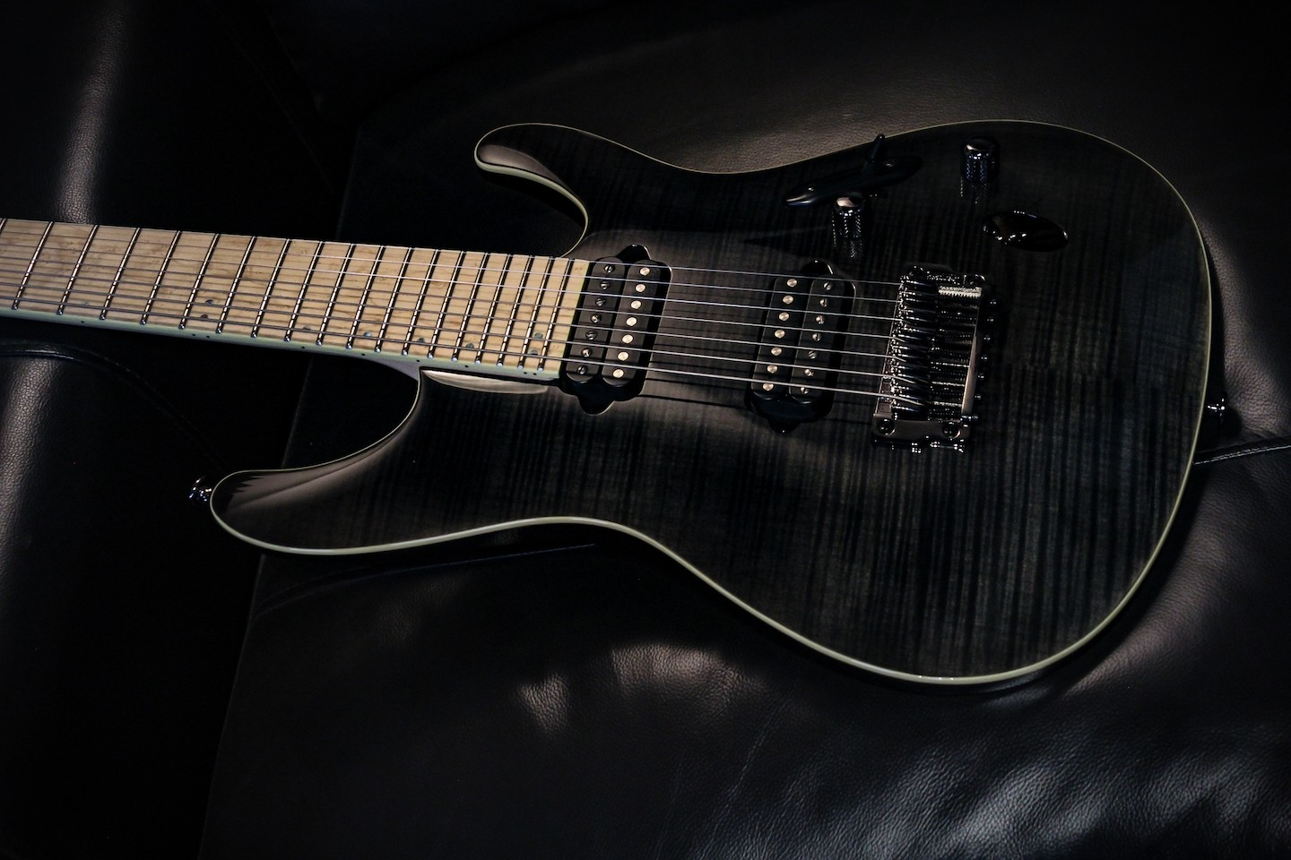 ibanez prestige s6527mffx exclusive limited run 7 string black haze the axe palace. Black Bedroom Furniture Sets. Home Design Ideas