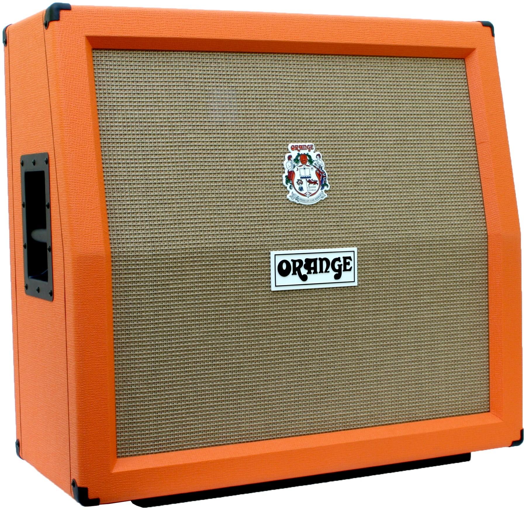 orange ppc412a 4x12 guitar speaker cabinet. Black Bedroom Furniture Sets. Home Design Ideas