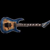Jackson MJ Series Dinky™ DKRP in Transparent Blue Burst (PRE-ORDER)