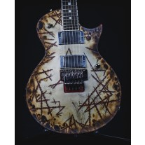 ESP E-II RZK-II BURNT Richard Z Signature Guitar