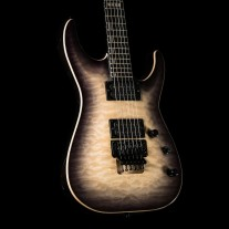 ESP E-II Horizon FR Black Natural Burst Quilt (Made In Japan)