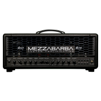 Mezzabarba Trinity 3 Channel 100W Tube Amplifier Head w/ MIDI (2019 Model)