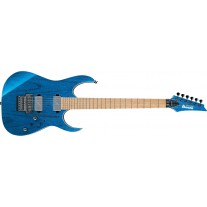 Ibanez RG5120M Prestige 6-String (Frozen Ocean) - 2019 Model with Fishman Fluence Modern Pickups [PRE-ORDER]