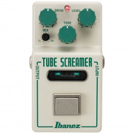 Ibanez Nu Tubescreamer Overdrive Pro Pedal (Made In Japan)