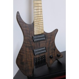 Strandberg Boden 7 Figured Claro Walnut 7-String Guitar w/ EndurNeck