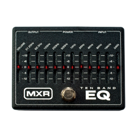 MXR M108 10-Band Graphic EQ Pedal
