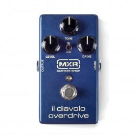MXR CSP036 iL Diavolo Overdrive Pedal