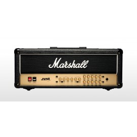Marshall JVM210H 100W 2-Channel Tube Amplifier Head w/ MIDI Control (Made in the UK)