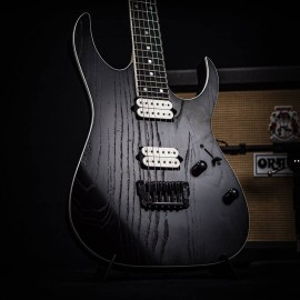 Ibanez RGR652AHBF Prestige 6-String Weathered Black (WK)