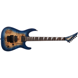 Jackson MJ Series Dinky™ DKRP in Transparent Blue Burst (PRE-ORDER)