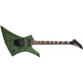 Jackson X Series Kelly KEXQ - Trans Green Quilt (NEW 2020 Model)