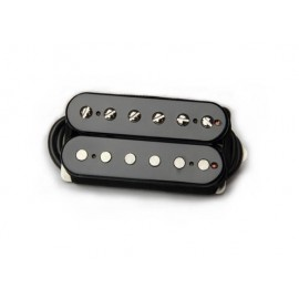 "Bare Knuckle ""True Grit"" 6 String Neck Humbucker (Open-Coil) - Boot Camp Series - Black"