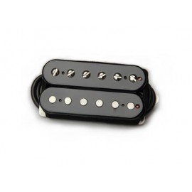 "Bare Knuckle ""Brute Force"" Neck Humbucker Pickup (Open-Coil Black) - Boot Camp Series"