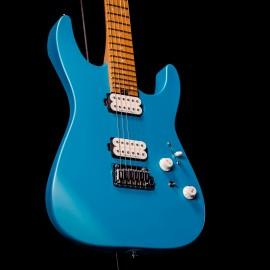 Charvel Pro-Mod DK24 HH 2PT Matte Blue Frost w/ Carmelized Maple Fingerboard