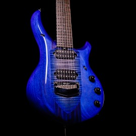 Ernie Ball Music Man Majesty Monarchy 7 - Imperial Blue