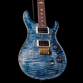PRS 35th Anniversary Custom 24-08 Faded Whale Blue 10 Top Flame (2020 Model)