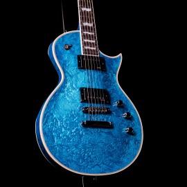 ESP Original Eclipse Custom (Liquid Metal Blue)