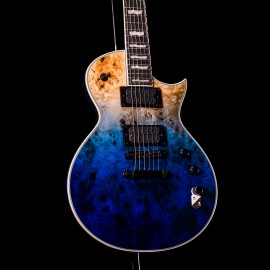 ESP LTD EC-1000 Blue Natural Fade