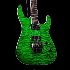 Jackson Pro Series Soloist SL2Q MAH (Trans Green)