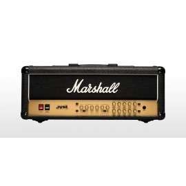 Marshall JVM205H 50W 2-Channel Tube Amplifier Head w/ MIDI Control (Made in the UK)