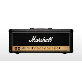 Marshall JCM900 4100 2-Channel 100W Tube Amplifier Head w/ FX Loop & Reverb (Made in the UK)