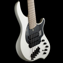 "Dingwall NG3 Combustion 5-String Adam ""Nolly"" Getgood Signature Bass w/ Soft Case (Ducati White)"