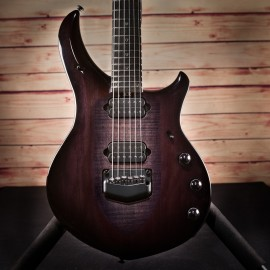 Ernie Ball Music Man Majesty Monarchy 6 - Black Knight