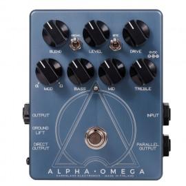 Darkglass Alpha Omega Analog Bass Preamp Pedal