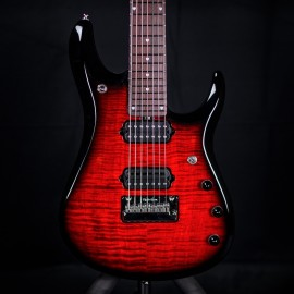 Music Man John Petrucci JP7 BFR 7-String (Ruby Flame)