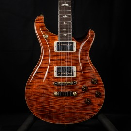 PRS McCarty 594 Orange Tiger 10 Top Flame