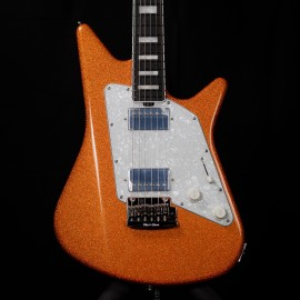 Music Man BFR Albert Lee HH Orange Crush Sparkle Limited Edition (1/75 Made)