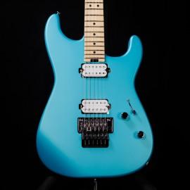 Charvel Pro Mod San Dimas Style 1, HH, FR, Maple Fingerboard, Matte Blue Frost