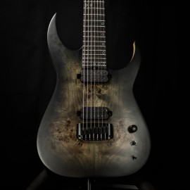 Schecter KM-7 MKIII Keith Merrow Signature 7-String (Trans Black Burst)