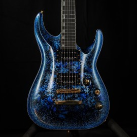 ESP Custom Shop Horizon-PT NT Tanzanite w/ Blue Pearl Black (Original Series)