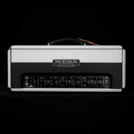 Mesa/Boogie Triple Crown TC-100 Multi-Watt Head - White Bronco