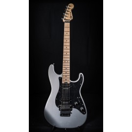 Charvel Pro Mod So-Cal Style 1, HH, FR, Maple Fingerboard, Satin Silver
