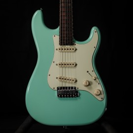 Schecter USA Nick Johnston Custom Shop Traditional (Atomic Green)
