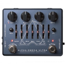 Darkglass Alpha Omega Ultra Analog Bass Preamp Pedal
