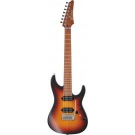 Ibanez Prestige AZ24027 7-String - Tri Fade Burst Flat (PRE-ORDER)