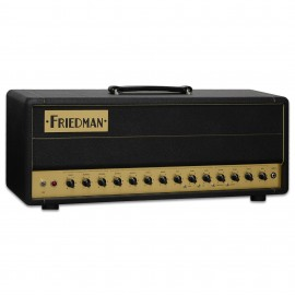 Friedman BE-50 Deluxe Hand-Wired 50W 3-Channel Tube Amplifier Head