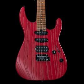 Charvel Pro-Mod DK24 HSS 2PT (Red Ash)