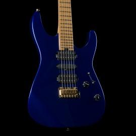 Charvel Pro-Mod DK24 HSH 2PT Mystic Blue w/ Carmelized Maple Fingerboard