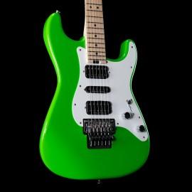 Charvel Pro Mod So-Cal Style 1, HSH, FR, Maple Fingerboard, Slime Green