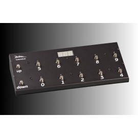 Diezel Columbus MIDI Switcher Floor Pedal XLR