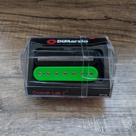 DiMarzio Crunch Lab 7 DP708 Green/Black