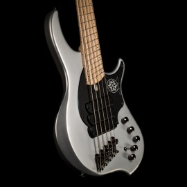 Dingwall Limited Edition Darkglass 10th Anniversary NG3 5-String (Matte Silver)